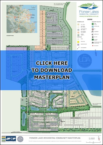 Masterplan Mackay | Land for sale